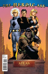 Atlas 0001 the heroic age 197x300 Marvel The Heroic Age