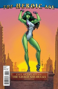 Fall of the Hulks The Savage She Hulks 0003 the heroic age 197x300 Marvel The Heroic Age