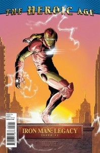Iron Man Legacy 0002 the heroic age 197x300 Marvel The Heroic Age
