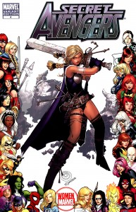 Secret Avengers 0004 Women of Marvel  193x300 Women of Marvel