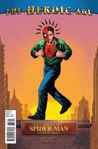 The Amazine Spider Man 0633 the heroic age 197x300 Marvel The Heroic Age