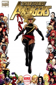 The New Avengers 0003 Women of Marvel 196x300 Women of Marvel