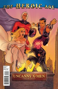 Uncanny X Men 0524 the heroic age 197x300 Marvel The Heroic Age