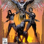 X-force 0027 the heroic age
