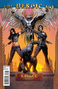 X force 0027 the heroic age 197x300 Marvel The Heroic Age