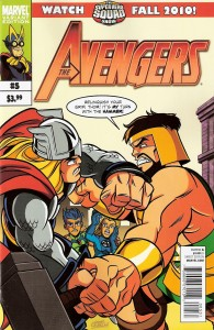 The Avengers 0005c SuperHero Squad Variant 195x300 Superhero Squad Varient Covers