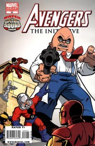 avengers the initiative 0029 SuperHero Squad Variant 196x300 Superhero Squad Varient Covers