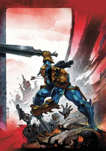 Deathstroke e1307815526606 210x300 The New DCU