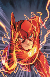 Flash e1307755242986 197x300 The New DCU
