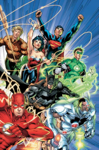 JusticeLeague 199x300 The New DCU