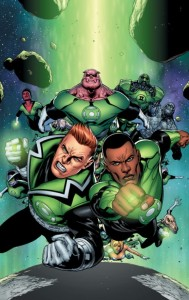 green lantern corps 1 e1307991021718 189x300 The New DCU
