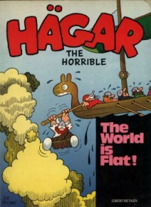 0000 109 219x300 Hagar the Horrible   The World is Flat [UNKNOWN] V1