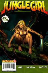 0000 127 200x300 Jungle Girl [Dynomite] V1