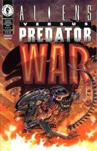 0000 13 194x300 Aliens Vs Predator  War [Dark Horse] Mini 1