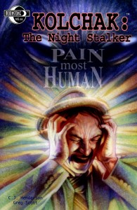 0000 131 195x300 Kolchak  The Night Stalker  Pain Most Human [Moonstone] OS1