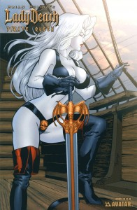 0000 Amorim 196x300 Lady Death  Pirate Queen [Avatar] Mini 1