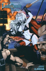 0000 commemorative 1 196x300 Lady Death  Pirate Queen [Avatar] Mini 1