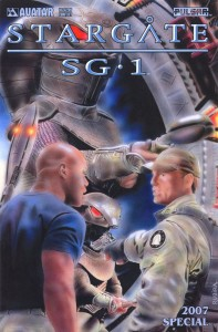 0000 conflict 197x300 Stargate  SG1  2007 Special [Avatar Pulsar] OS1