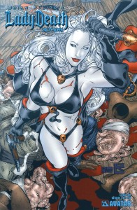 0000 lethal lady 196x300 Lady Death  Pirate Queen [Avatar] Mini 1