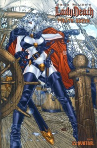 0000 regular 3 196x300 Lady Death  Pirate Queen [Avatar] Mini 1