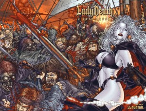0000 wraparound 1 300x228 Lady Death  Pirate Queen [Avatar] Mini 1