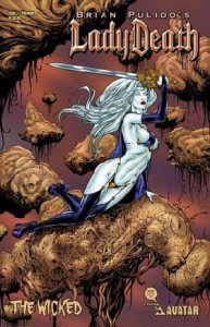 0000.5a 13 193x300 Lady Death  The Wicked [Avatar] Mini 1