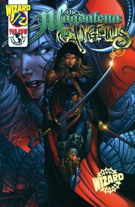 0000.5a 14 196x300 Magdalena  Angelus [Image  Top Cow] OS1