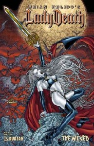 0000.5c 8 193x300 Lady Death  The Wicked [Avatar] Mini 1
