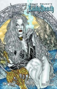0000.5e 7 193x300 Lady Death  The Wicked [Avatar] Mini 1