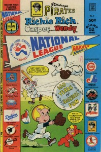 00001 2 199x300 Richie Rich, Casper And Wendy  National League [Harvey] OS1