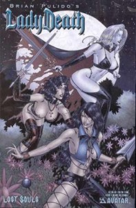 0000j 197x300 Lady Death  Lost Souls [Avatar] OS1