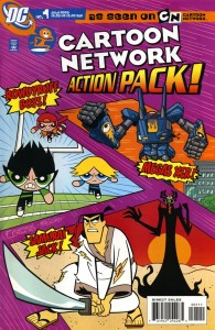 0001 1021 195x300 Cartoon Network  Action Pack [DC] V1