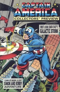 0001 1046 197x300 Captain America  Collectors Preview [Marvel] OS1
