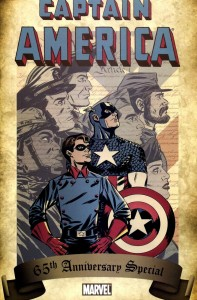 0001 1110 197x300 Captain America  65th Anniversary [Marvel] OS1