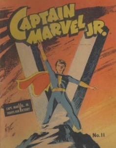 0001 1119 237x300 Captain Marvel Jr [Fawcett] V1