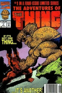 0001 121 201x300 Adventures Of The Thing [Marvel] Mini 1