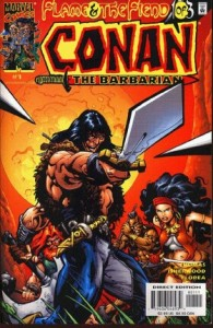 0001 1244 195x300 Conan  Flame and the Fiend [Marvel] Mini 1