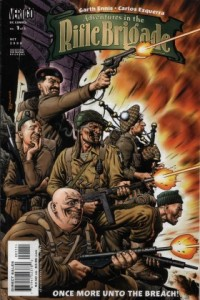 0001 129 200x300 Adventures In The Rifle Brigade [DC Vertigo] Mini 1