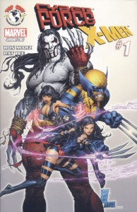 0001 1342 194x300 Cyberforce  X Men [Image Top Cow  Marvel] OS1