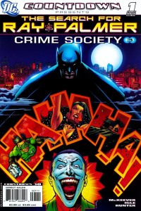 0001 1386 200x300 Countdown Presents  The Search For Ray Palmer  Crime Society [DC] Mini 1