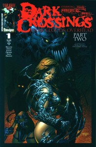 0001 1482 197x300 Dark Crossings  Dark Clouds Overhead [Image Top Cow] OS1