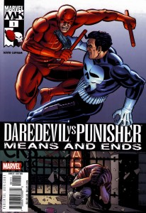 0001 1512 206x300 Daredevil  Vs Punisher  Means And Ends [Marvel Knights] Mini 1