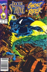 0001 1666 196x300 Doctor Strange  And Ghost Rider   Special [Marvel] OS1