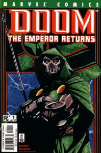 0001 1776 198x300 Doom  The Emperor Returns [Marvel] Mini 1