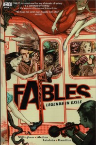 0001 1920 198x300 Fables  Legends in Exile [DC Vertigo] V1