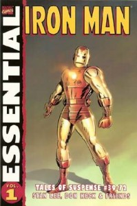 0001 1927 199x300 Essential Iron Man [Marvel] V1