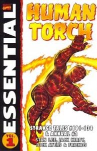 0001 1949 194x300 Essential Human Torch [Marvel] V1