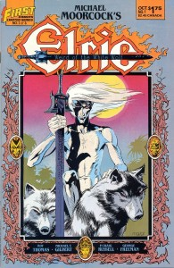 0001 1967 195x300 Elric  Weird Of The White Wolf [First] Mini 1
