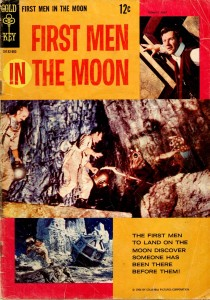 0001 2019 210x300 First Men In The Moon [Gold Key] OS1