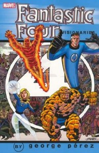 0001 2081 194x300 Fantastic Four  Visionaries [Marvel] V1